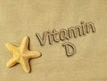 维生素D 库存图片