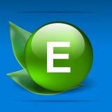 维生素E 库存例证