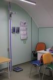 医生` s办公室 免版税库存图片