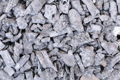 背景的炭烬 库存照片
