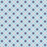 用五颜六色的元素做的无缝的几何样式 免版税库存图片