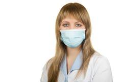 用具保护呼吸 免版税库存照片