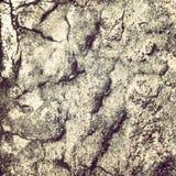 破裂的石纹理 免版税库存图片