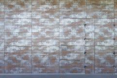 用委员会盖的墙壁 库存照片