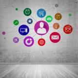用户界面 免版税图库摄影