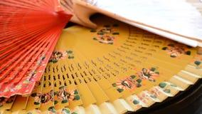 用花装饰的套传统手爱好者回旋 影视素材