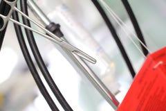 用设备的不同的零件的医学背景 免版税库存照片