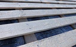 用车床加工屋顶系统 免版税库存图片