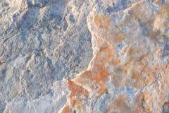 用镇压盖的岩石 免版税图库摄影