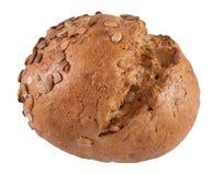 用面粉的不同的类型的面包 免版税库存图片