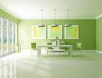 用餐绿色空间