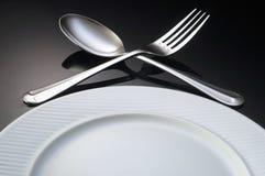 用餐设置 免版税库存图片