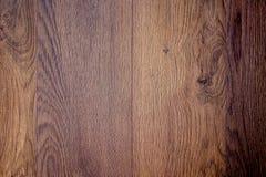用黑暗的varnish_报道的橡木纹理 库存照片