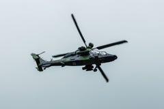 攻击用直升机空中客车直升机老虎 图库摄影