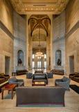 田纳西国会大厦大厅 免版税库存照片