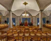 田纳西最高法院房间 库存照片