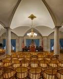 田纳西的最高法院房间 库存图片