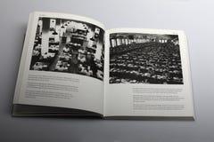由尼克Yapp,军事干事所著的摄影书在五角大楼华盛顿 库存照片