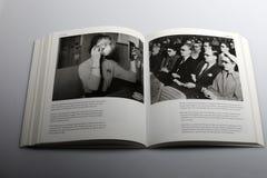 由尼克Yapp, 3D所著的摄影书戏院在柏林1951年 免版税图库摄影