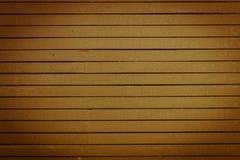 由木头做的板条 免版税图库摄影