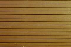 由木头做的板条 免版税库存照片