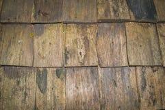 由板条森林做的墙壁,使用作为背景和纹理 库存图片