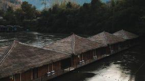 由河的手段 免版税库存图片
