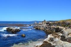 由海的Carmel 免版税库存照片