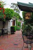 由海,加利福尼亚,美利坚合众国,美国的Carmel 免版税库存照片