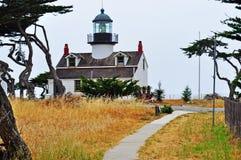 由海,加利福尼亚,美利坚合众国,美国的Carmel 库存图片