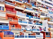 由海,海洋的看法在摩洛哥,非洲 免版税库存图片
