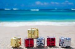 由海洋的礼物 免版税库存图片