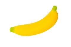 由肥皂做的香蕉 免版税库存照片