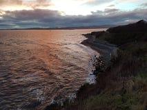 由詹姆斯海湾BC维多利亚 库存图片