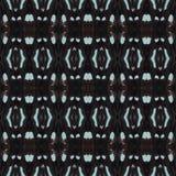 由backgroun的五颜六色的蝴蝶翼做的无缝的样式 免版税库存照片
