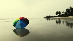 由seasude的多色伞 库存照片