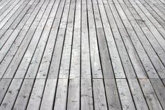甲板垂直 免版税库存图片