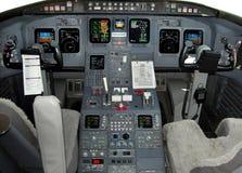 甲板飞行 库存图片