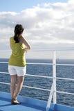 甲板 免版税库存图片