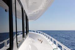 甲板 免版税库存照片