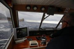 甲板011 库存照片