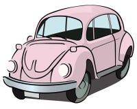 甲虫汽车 免版税库存图片