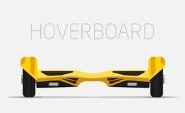 电两个轮子平衡板 Hoverboard 免版税库存照片
