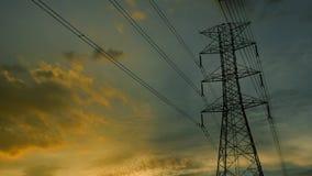 电传输塔1 图库摄影