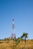 电信塔,古巴 免版税库存图片