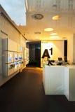 A1电信奥地利商店前面 免版税库存照片