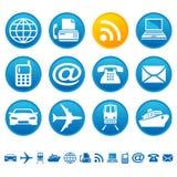 电信运输 免版税图库摄影