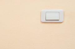 电切换墙壁 库存照片
