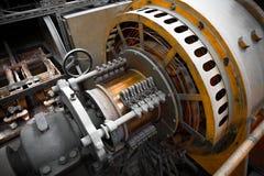 电力发电器 免版税库存照片