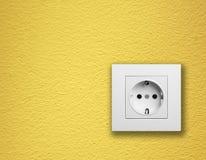 电力输出 免版税库存图片